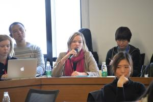 Conference on cultural policy and the arts in contemporary China