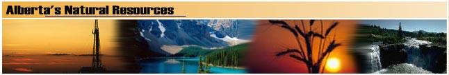 Alberta's Natural Resources