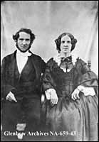 Robert Rundle and wife, Mary