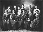 United Farm Women of Alberta Board