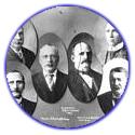 Alberta's first cabinet