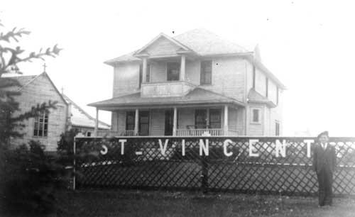St. Vincent Rectory