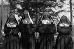 St. Albert - Group of the Daughters of Jesus. (OB1963 - Oblate Collection at the PAA)