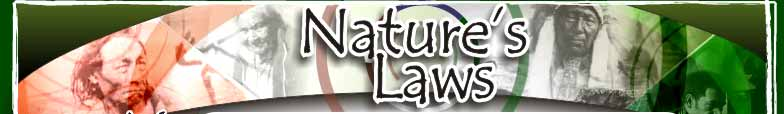 Nature's Law