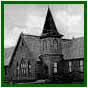 Knox Presbyterian Church, Red Deer, ca. 1910-1930: Not one person left over church union debate.