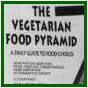 The Vegetarian Food Pyramid at the Adventist Book Centre, College Heights: Following the Hebrew Bible's prohibition against the use of unclean meats and promotion of a healthful diet.