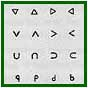 Cree Syllabic Alphabet: 'Sunday Books' to be read by Cree in their own language in their own camps.