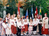 Baltics regain their Independence