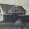 The Silberman farmhouse is located three miles south of Barons and one mile west of Keho Lake.