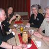 A rendezvous at the Golden Piglet Pub