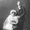 Gust Mottus married Linda Kingsep, oldest daughter of Hendrik Kingsep, in 1917.