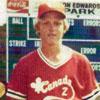 Jim Kotkas played on the Team Canada Baseball team.