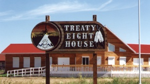 Treaty #8 House