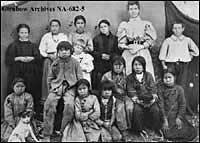 cree mission students