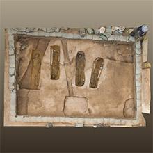 Image of The Jamestown Chancel Burials