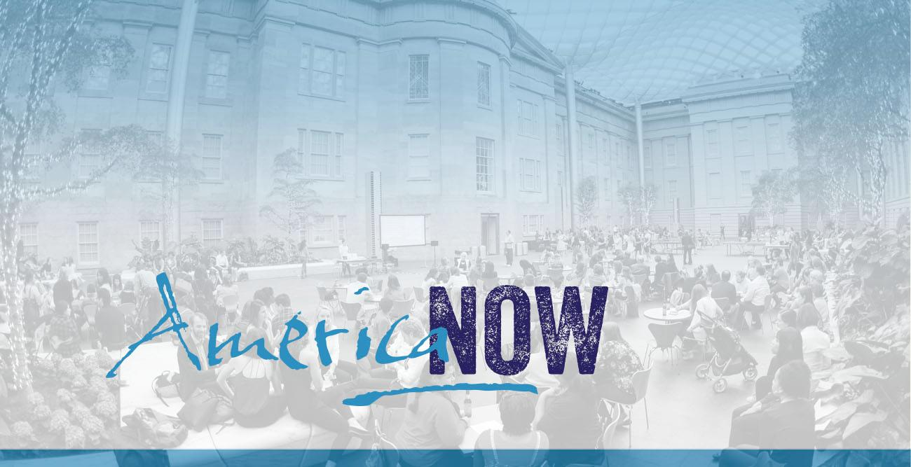 America Now banner image