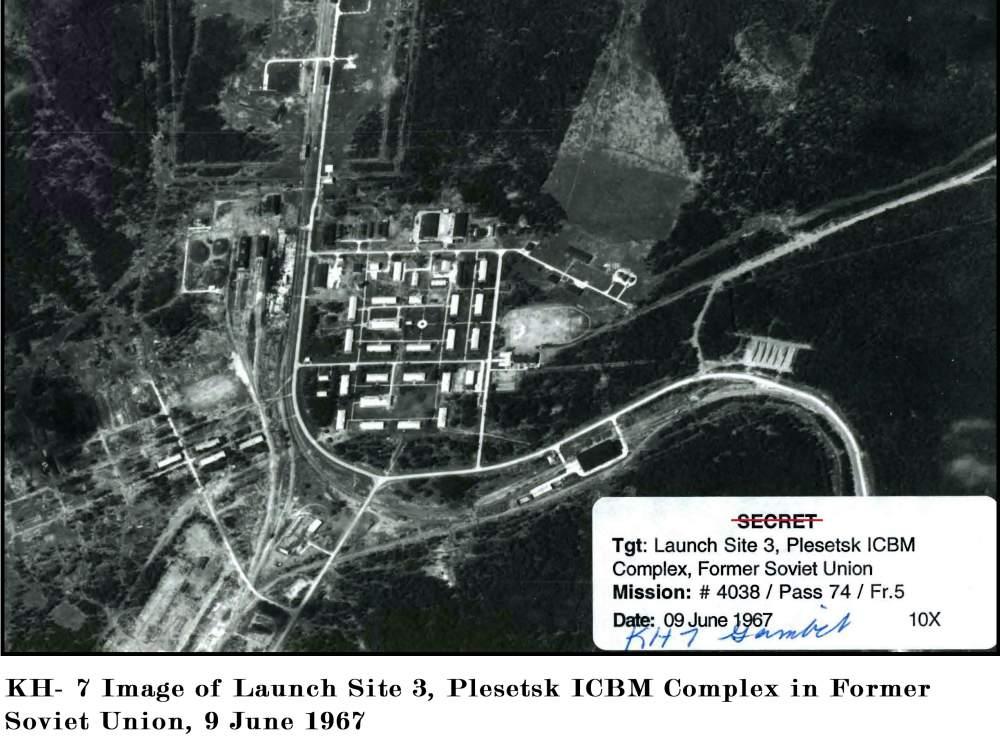 Gambit 1 Launch Site