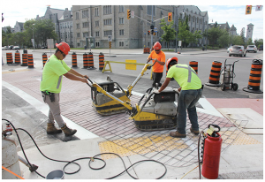 New Union & University crossing improves accessibility