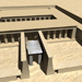 Image resource: Rendering of Amenhotep I Calcite Chapel, by UCLA