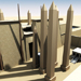 Image resource: Rendering of Amenhotep II Shrine, by UCLA