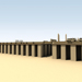 Image resource: Rendering of Aten Temples, by UCLA