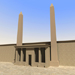 Image resource: Rendering of Contra Temple, by UCLA