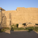 Image resource: Photograph of East Exterior Wall, by UCLA