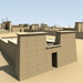Image resource: Rendering of Khonsu Temple, by UCLA