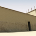 Image resource: Rendering of North Exterior Wall, by UCLA