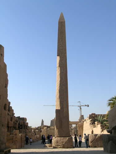 Photograph of Obelisks of Festival Hall East Pair