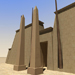 Image resource: Rendering of Obelisks of Festival Hall East Pair, by UCLA