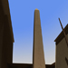 Image resource: Rendering of Obelisks of Wadjet Hall, by UCLA