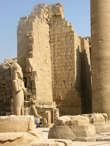 Photograph of Pylon II