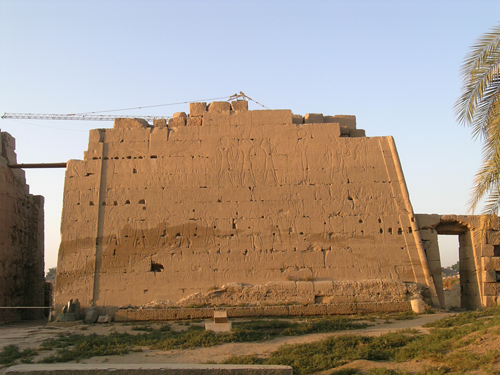 Photograph of Pylon VIII