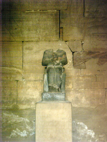 Photograph of Ptah Temple