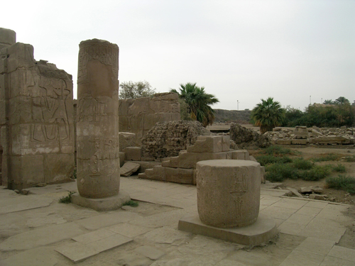 Photograph of Ramesses II Eastern Temple