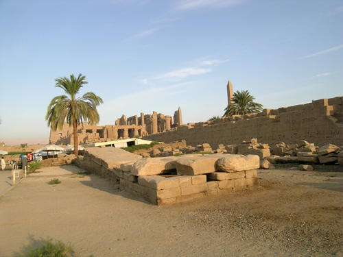 Photograph of Taharqo Edifice