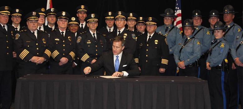 Governor Greitens Signs Executive Order Expanding Homeland Security Advisory Council