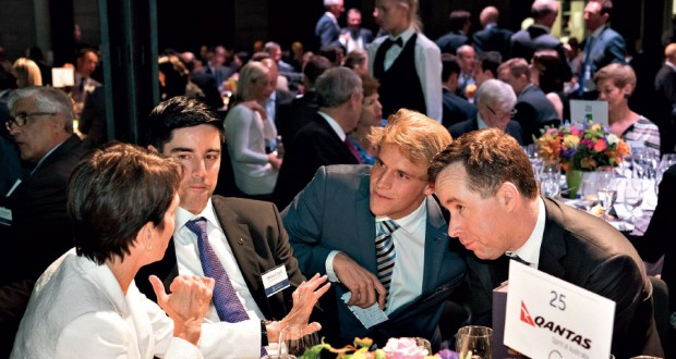 Melbourne Foundation for Business and Economics Dinner