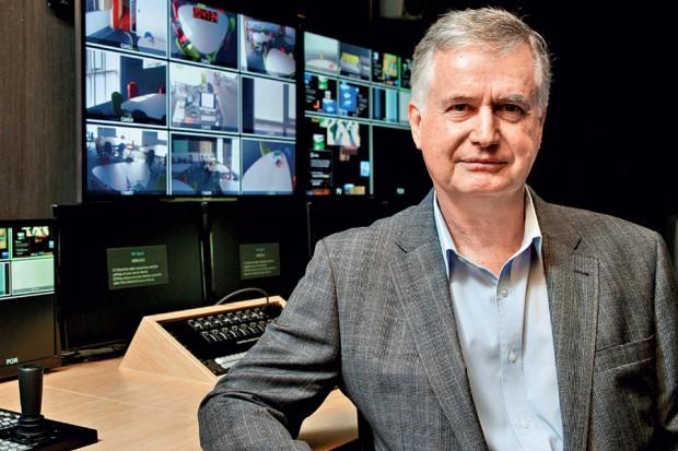 Chief Investigator Professor David Clarke