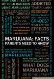 Publication cover for Marijuana: Facts Parents Need to Know