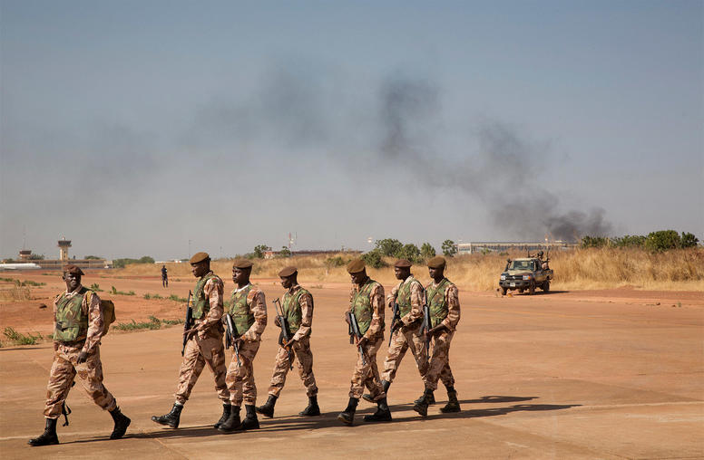 Five Things to Know About Mali's Coup