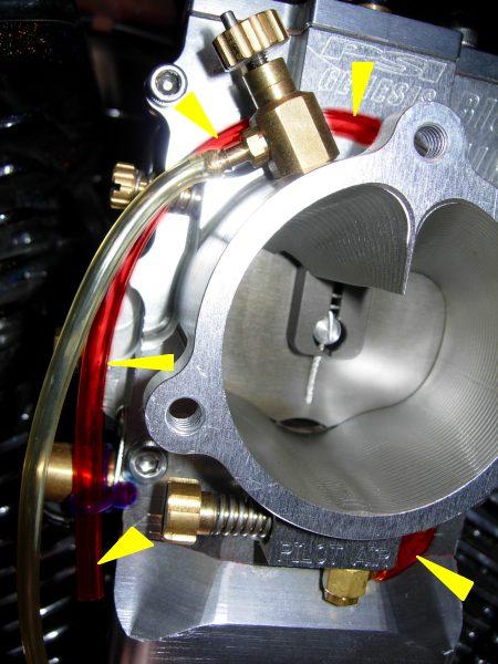 yamaha road star roadstar, genesis carburetor install pilot air