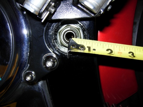 Rear Wheel Alignment, Belt Adjustment, Tension, Swing Arm, Yamaha Road Star
