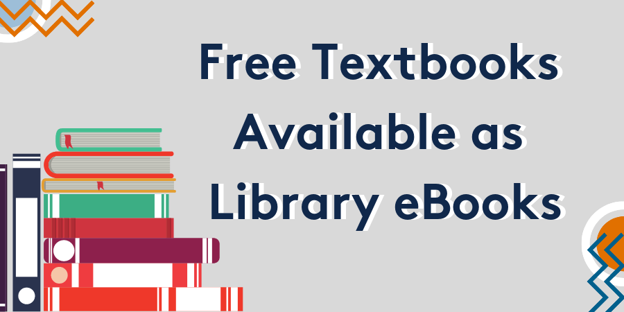 Free library eTextbooks