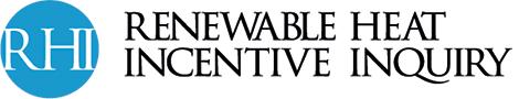 Renewable Heat Incentive Inquiry