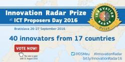 innovation radar map
