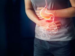 An image illustrating stomach disease
