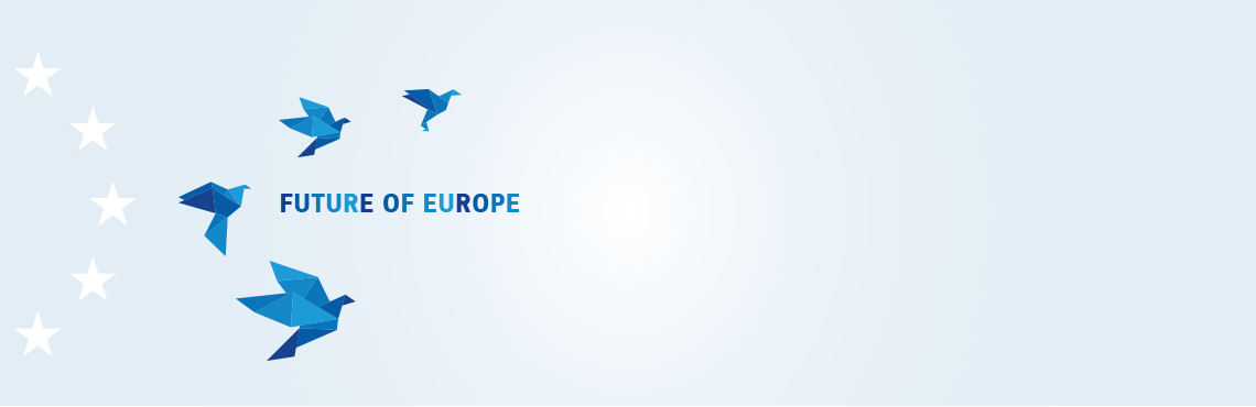 White paper on the future of Europe