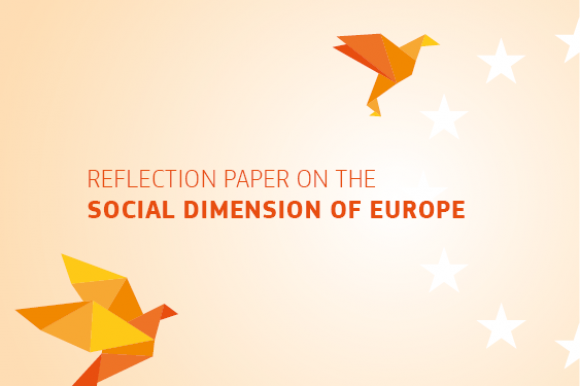 The reflection paper on the social dimension of Europe